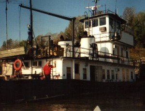 Towboat Captain