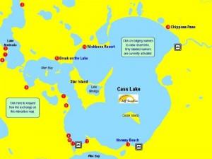 Cass Lake - Not Named after Mamma Cass